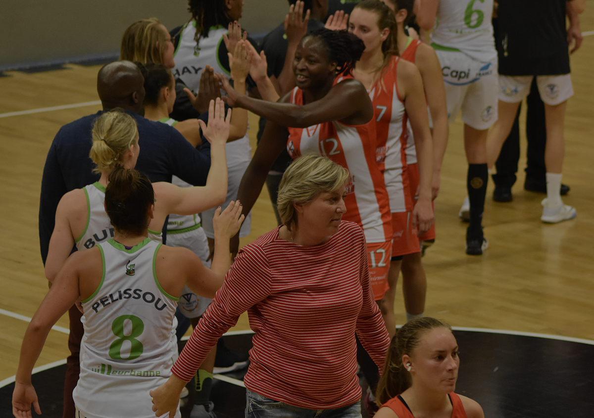 Blog boutique asvel asso f minin - Finale coupe de france basket feminin ...