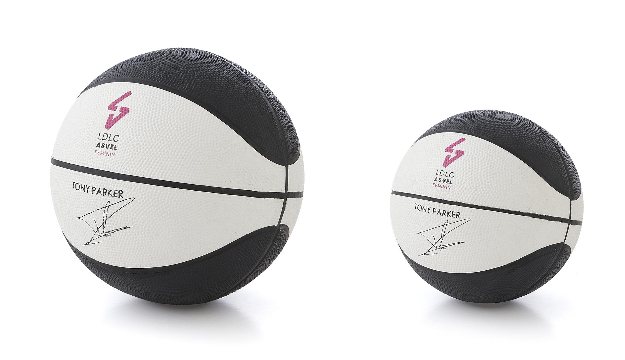 Ballon T6 - LDLC ASVEL FEM