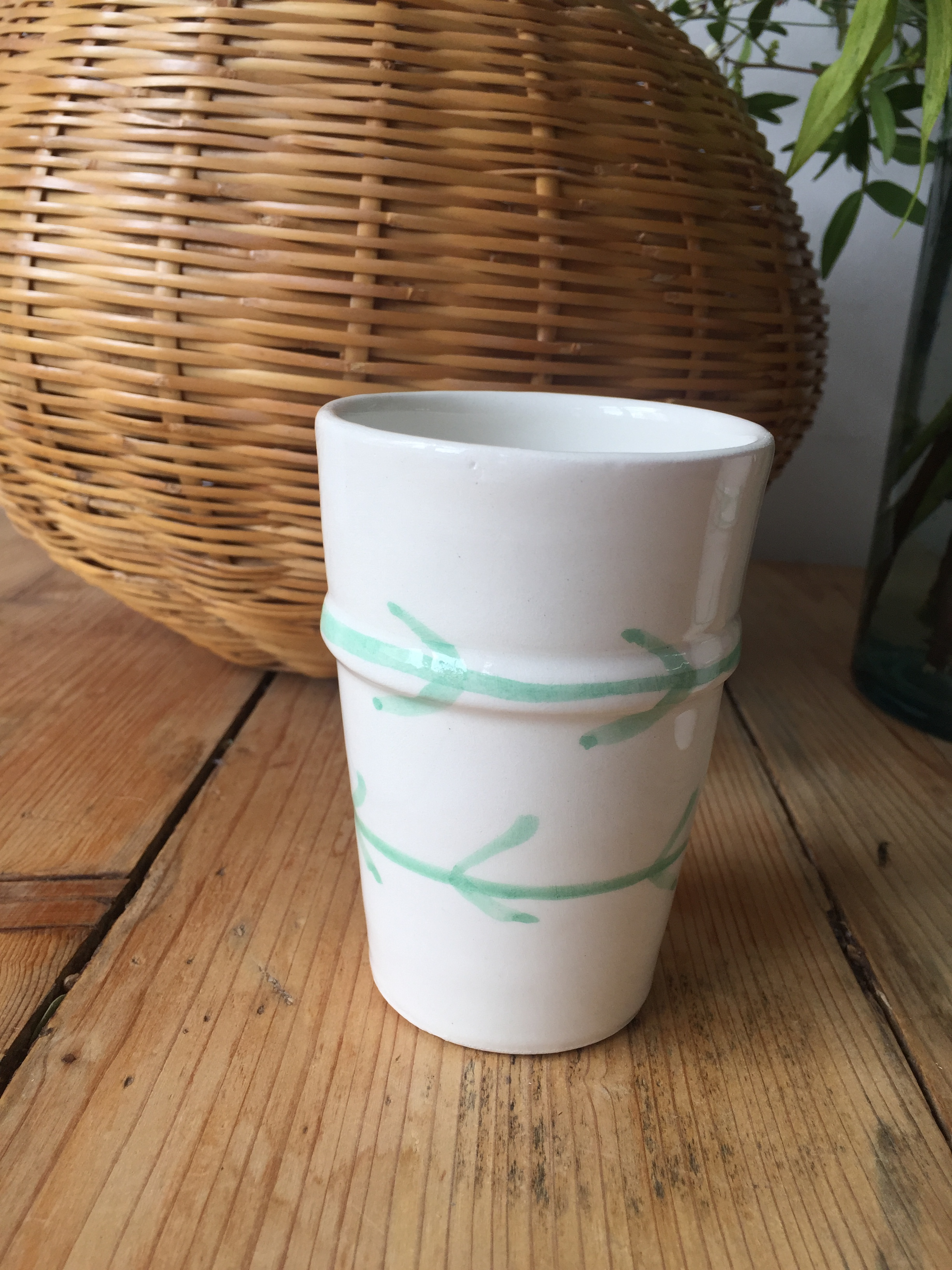 Mug traditionnel CALYPTIA Petit