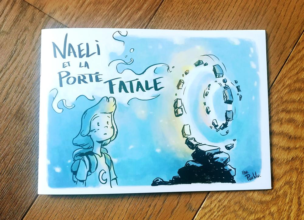 Naeli et la porte Fatale - aventure miroir