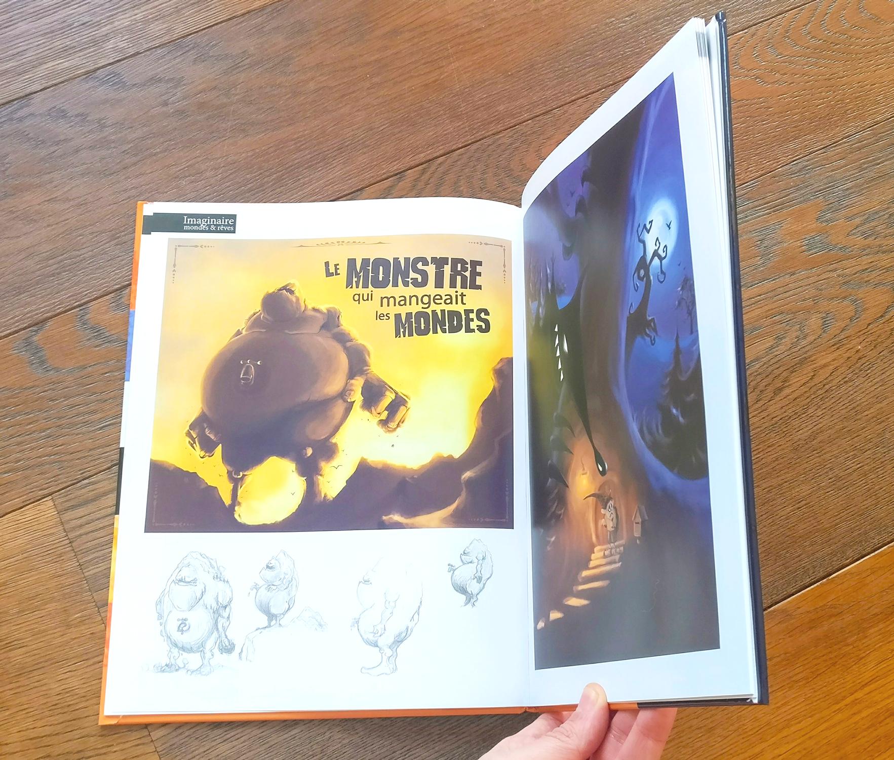 Rire et Rêver 1 - Artbook
